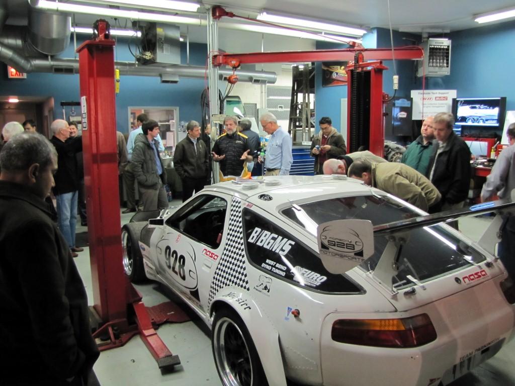 Furo Racecraft Customers - Carl Fausett