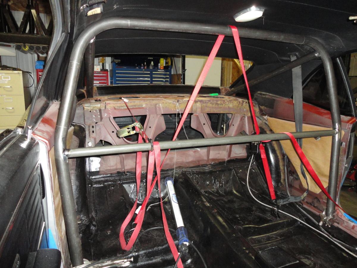 Furo Racecraft Customers Jim Keith