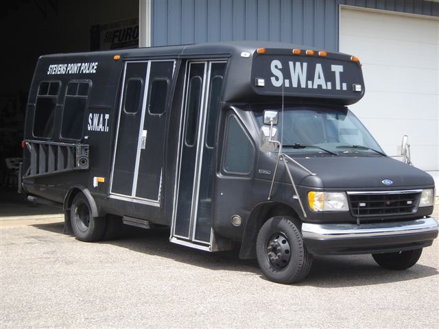 Ford Com Mustang >> Furo Racecraft Customers - S.W.A.T. Bus