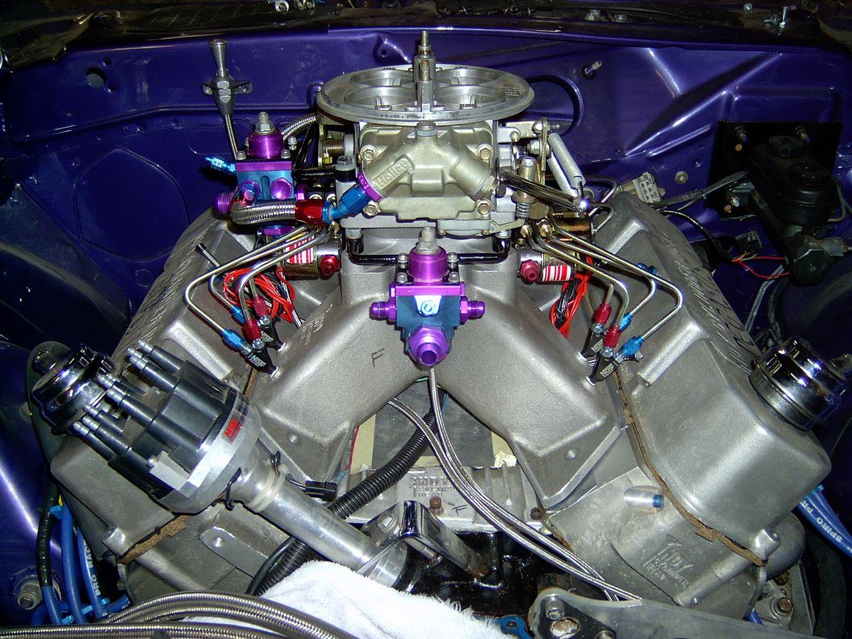Furo Racecraft - Nitrous Oxide